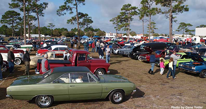 Mopars Of Brevard Super Swap XII Picture Page - Wickham park car show melbourne fl