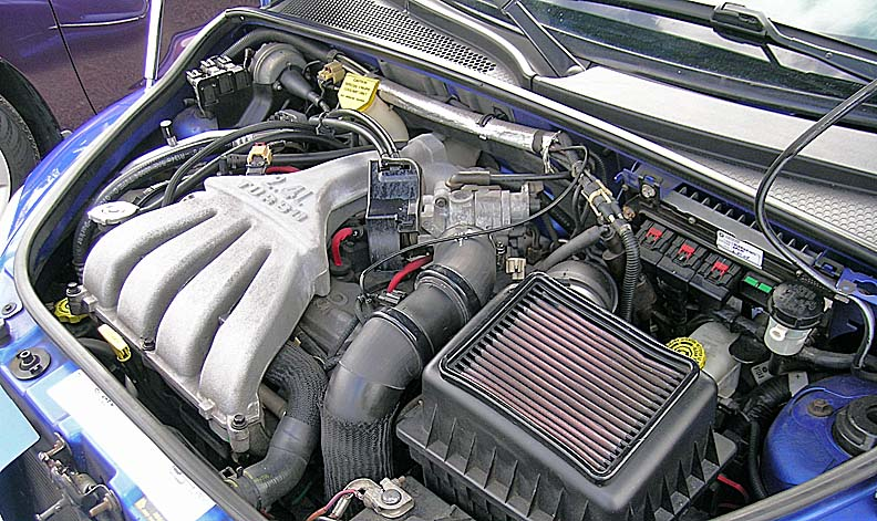 2003 Pt Cruiser Gt Turbo Engine Diagram